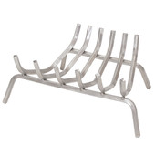 """25"""" Stainless Steel Fireplace Grates"""