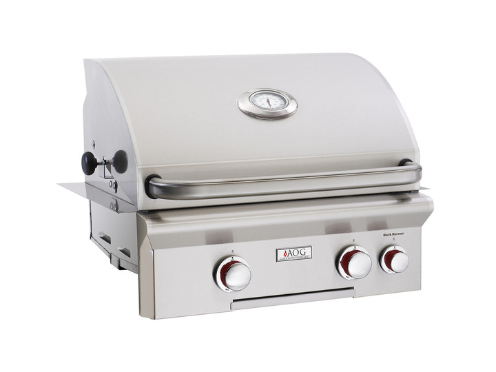 "AOG 24"" Built-in Grill, Rotisserie"