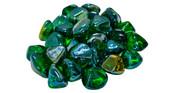 美国FYRE GLD-10-E Peterson Emerald Diamond Stuggets Fire Fire Glass