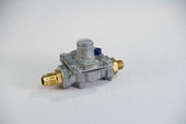 TEC G-Sport Regulator and Fittings for LP Gas Bulk Tank