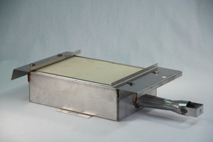 TEC Burner Assembly with Ceramic Plate, Sterling, G Series