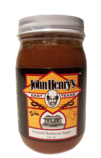 John Henry's Original BBQ Sauce