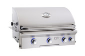 """AOG 30"""" Built-In L Series Grill w Rotisserie"""