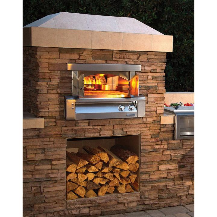 Alfresco AXE Built-in Pizza Oven