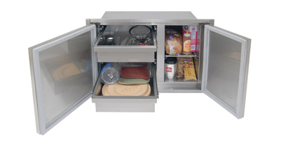 "Alfresco 30"" Low Profile Pantry"