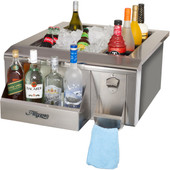 Alfresco Bartender and Sink System