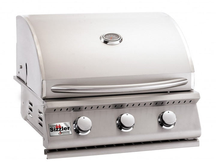 """summerset sizzler 26"""" grill"""
