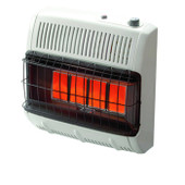 HeatStar 30K BTU Vent Free Infrared Liquid Propane Gas Heater, TSTAT
