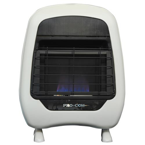 ProcomBlue Flame Heater