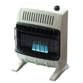 HeatStar Vent Free Manual Blue Flame Heater