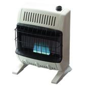 HeatStar Vent Free Manual Blue Flame Heater