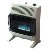 HeatStar Vent Free Blue Flame Propane Heater, TSTAT
