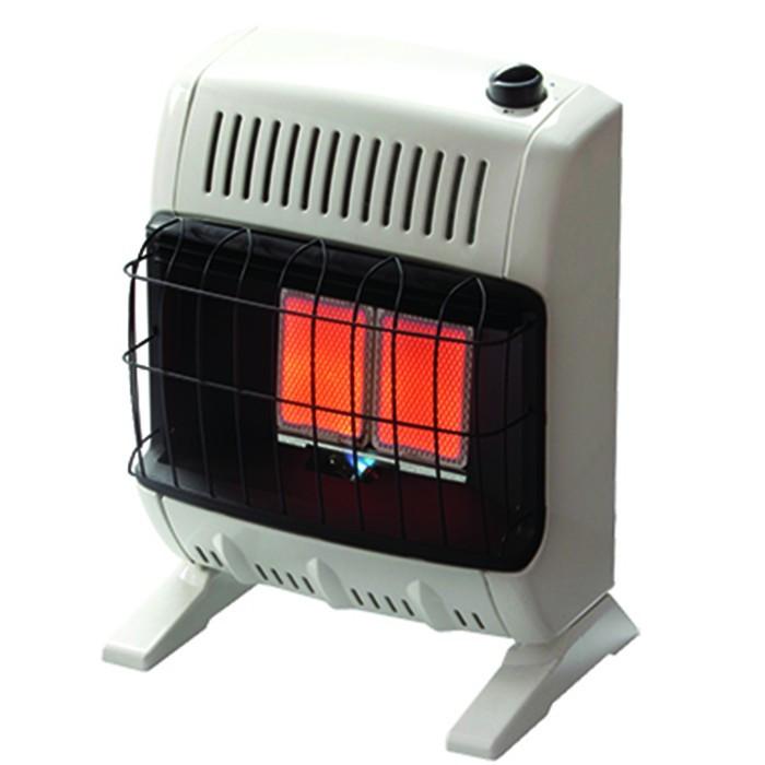 HeatStar Vent Free Natural Gas Manual Infrared Heater
