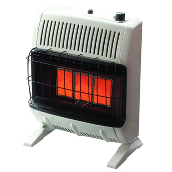 HeatStar Vent Free Infrared Heater, Propane, TSTAT