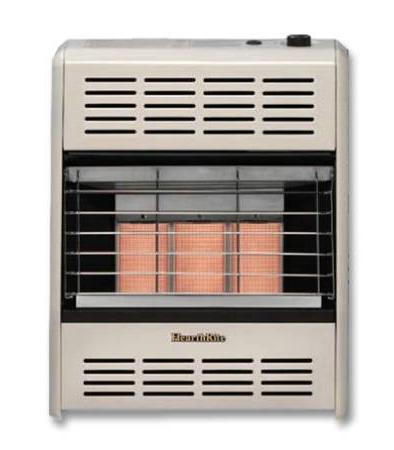 HearthRite Vent Free Manual Radiant Heater