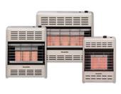 HearthRite Natural Gas Radiant Heater 18K BTU   HR18TN