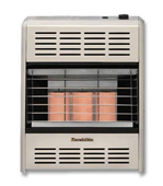 HearthRite Natural Gas Radiant Heater 18K BTU