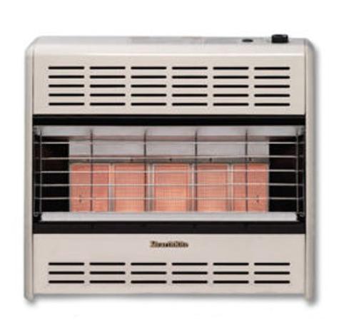 HearthRite Radiant Heater 25K BTU