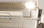 Integrated high-intensity halogen work light