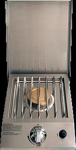 artisan single side burner