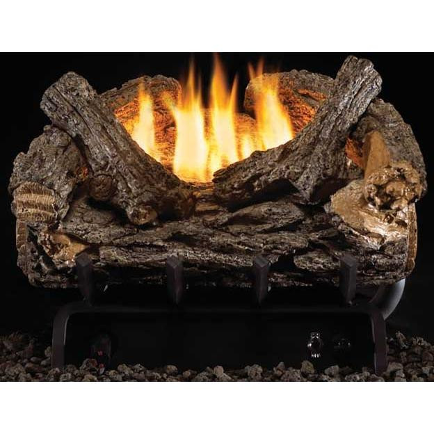 Valley Oak vent free gas logs