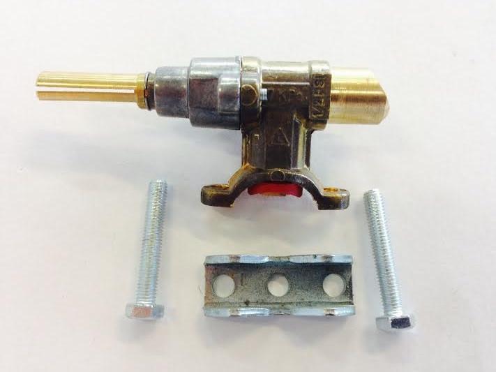 Alfresco Gas Valve, Angled