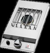 Delta Heat single drop in side burner
