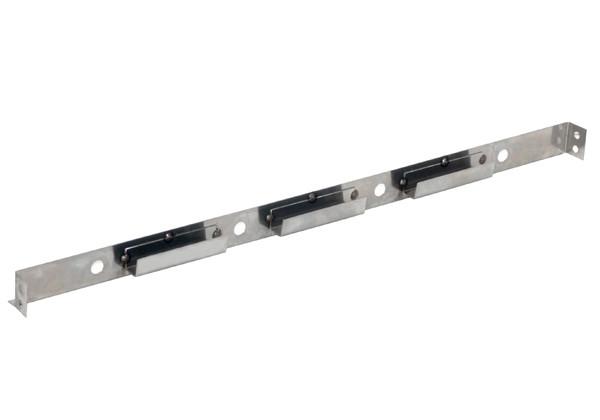 Brinkmann Burner Rail w Crossover Tubes