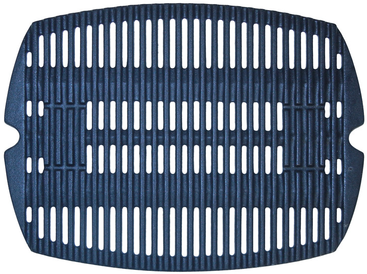 Cast iron weber cooking grate