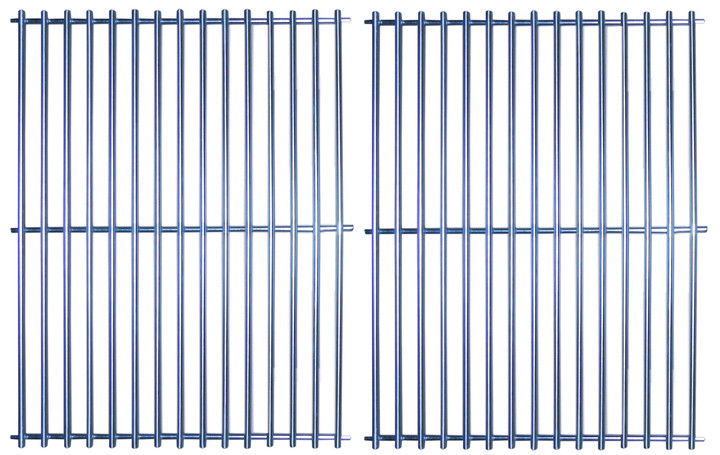 Stainless cooking grids Kenmore