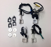 weber genesis electrode set