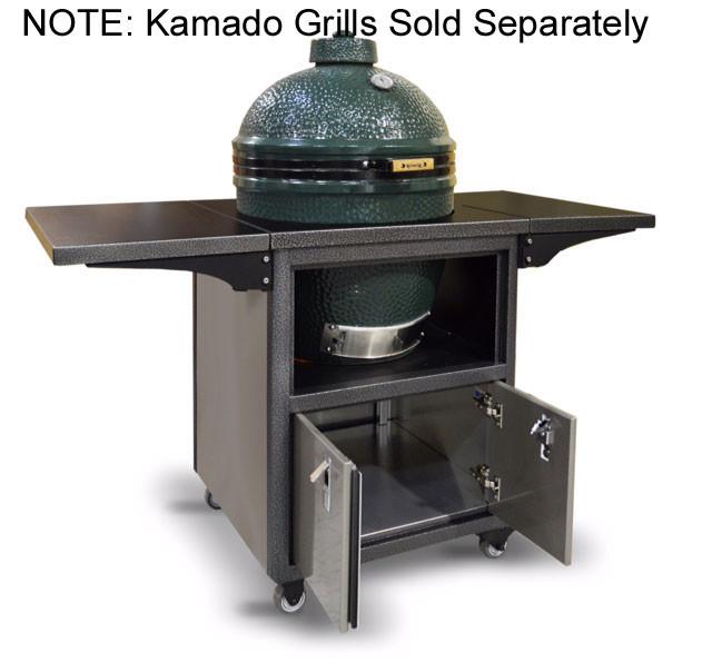 "Challenger 24"" Kamado Grill Cart"