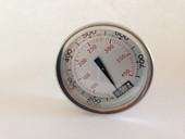 Weber Genesis thermometer heat indicator