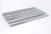 DCS radiant tray for ceramic rods