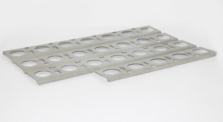 Dynasty Briquette Tray with Notch