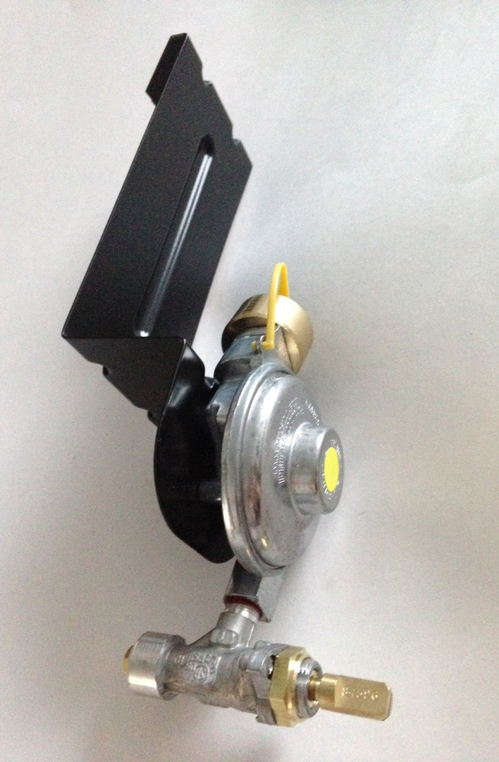 Weber Q220 Valve & Regulator