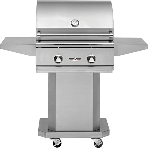 "Delta Heat 26"" Freestanding Grill on Cart"