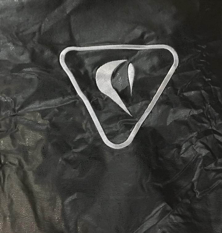 """Delta Heat 38"""" Built-in Vinyl Cover - VCBQ38"""