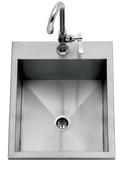 Delta Heat Stainless Sink