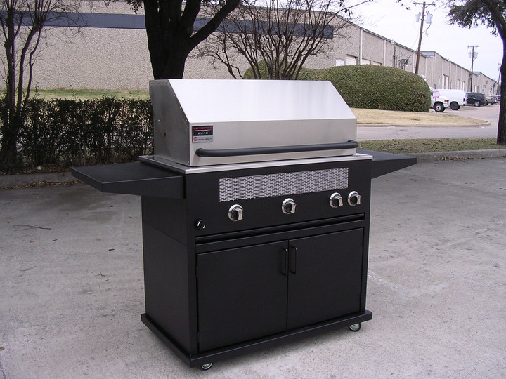 Elite III, 3 Burner Infrared Grill