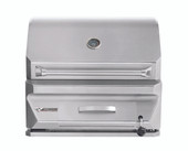 Twin Eagles Built-in Charcoal Grill