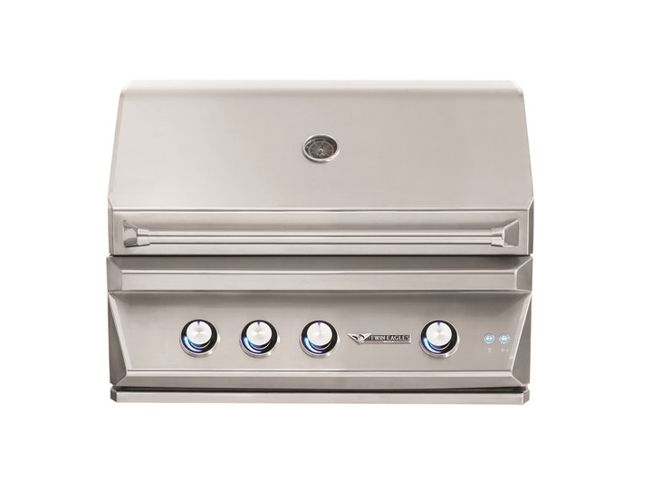 """Twin Eagles 36"""" Grill with Rotisserie"""