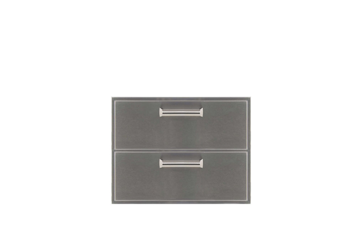 350H series Double Storage Drawers