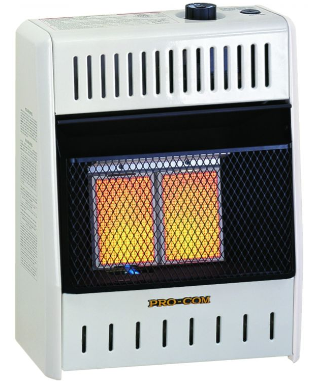 Procom Vent Free Infrared Heater