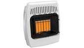 Superior 2 Plaque Infrared Heater