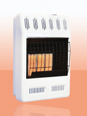 Vantage Infrared Natural Gas Heater