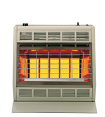 Empire 30k Btu Infrared Heater T-stat