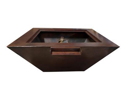 Sedona Copper Water Fire Bowls