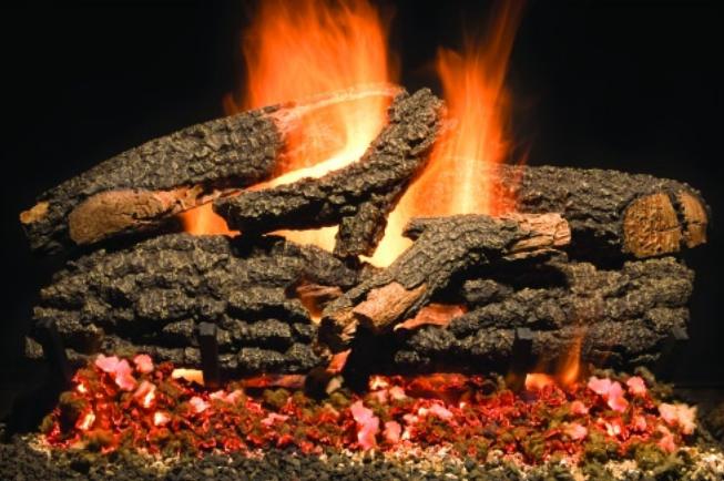 Golden Blount Grand Bonfire Logs Only The Bbq Depot