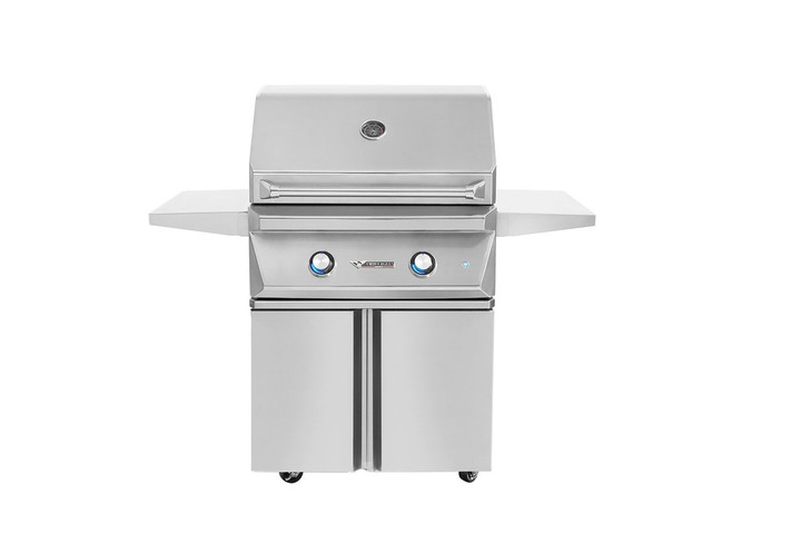 """Twin Eagles 30"""" Grill, Rotisserie on Base with 2 Doors"""